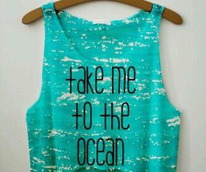 blue, freshtops, and ocean image