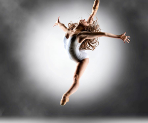dance, dancer, and flexibility image