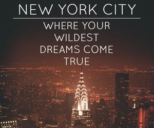 ny and empire state of mind image