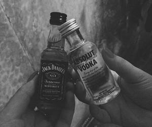 vodka, jack daniels, and alcohol image