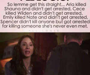 pll, spencer, and logic image