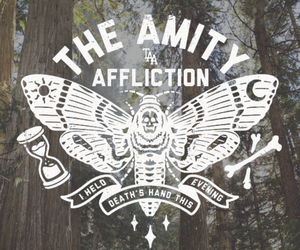 the amity affliction, band, and taa image