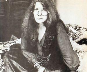 janis joplin, music, and hippie image