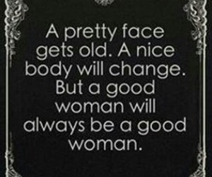 quote, woman, and good image