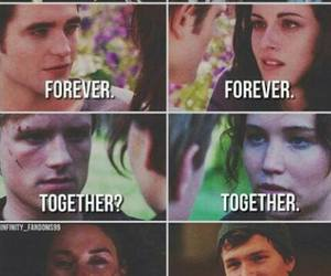 harry potter, twilight, and fault in our stars image