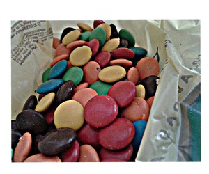 chocolate, colores, and colors image
