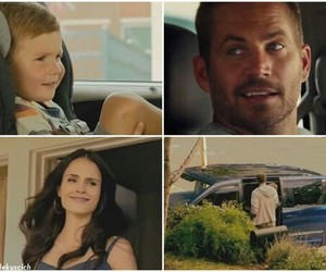 paul walker, fast and furious, and furious 7 image