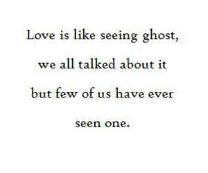 ghost, quotes, and heartbreak image