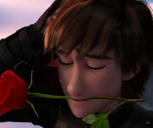 rose, love, and httyd2 image
