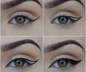 eyeliner, tips, and beauty tricks image