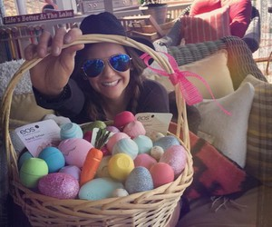 Nina Dobrev, easter, and eos image