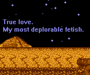fetish, sand, and true love image