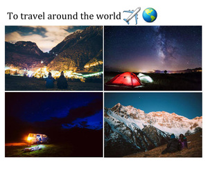 life, travel, and world image