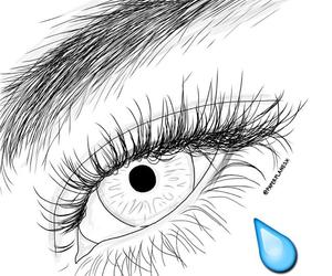 eye and grunge image
