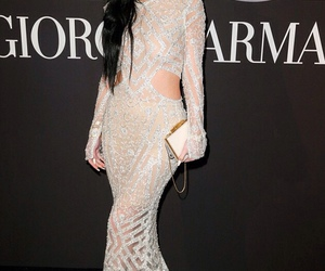 kylie jenner, dress, and jenner image