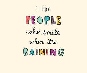 people, smile, and quotes image