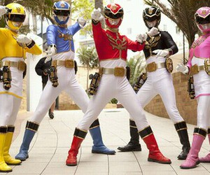 power rangers megaforce image