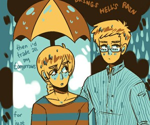 hetalia, aph finland, and aph sweden image