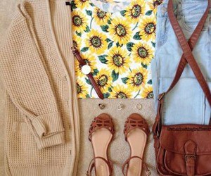 outfit, beautiful, and beauty image