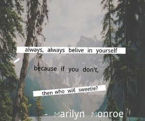 Marilyn Monroe, quotes, and prettiest woman image