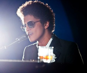 bruno mars and when i was your man image