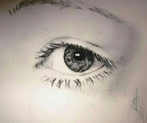 art, artistic, and drawing image