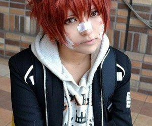 anime, katekyo hitman reborn, and cosplay image