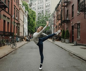 ballerina, ballerina project, and ballet image