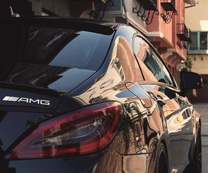 car, amg, and luxury image