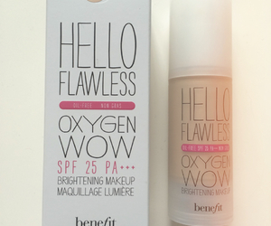 benefit, Foundation, and makeup image