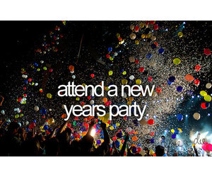 before i die, new year, and party image