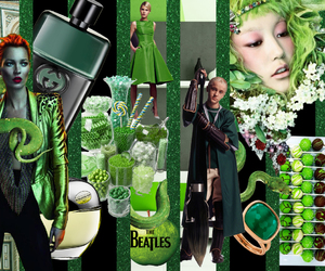 Collage, draco malfoy, and kate moss image