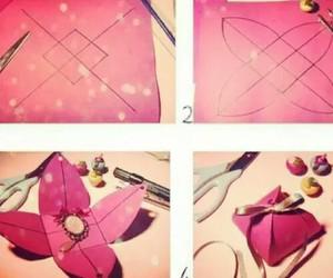 diy, gift, and pink image