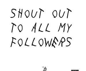 followers and shout image
