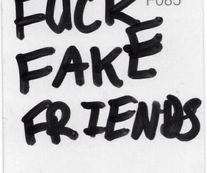 fake friends image