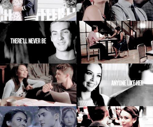 pretty little liars, janel parrish, and cody christian image