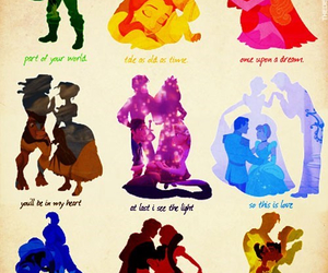 disney, princess, and tarzan image