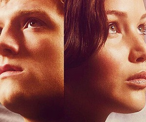 movie, katniss, and hunger games image