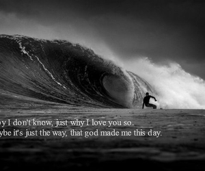 awesome, beach, and black and white image