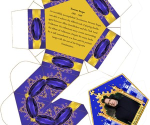diy, harry potter, and chocolate frogs box image