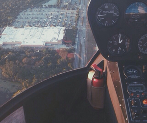 Flying, mine, and helicopter image