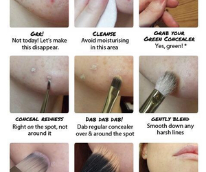 beauty, diy, and how to image