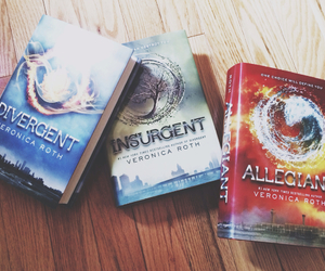 book, four, and trilogy image