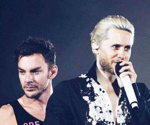 30 seconds to mars, brothers, and jared leto image