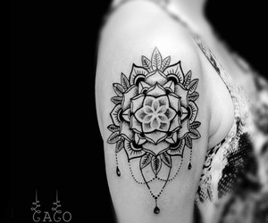tattoo and inked image