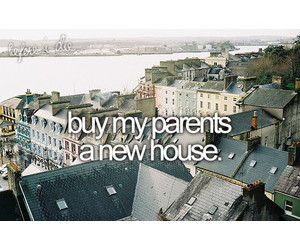 before i die, house, and parents image