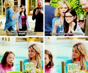 lily, modern family, and haley dunpy image