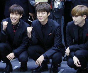 beast, kawaii, and korea image