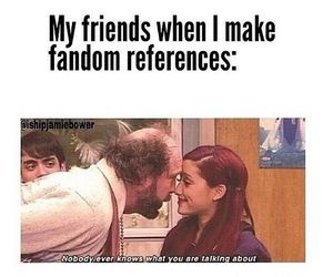 fandom, funny, and victorious image