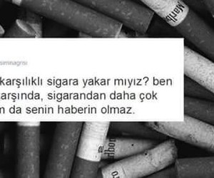 tumblr, tumblr turkce, and sigara image